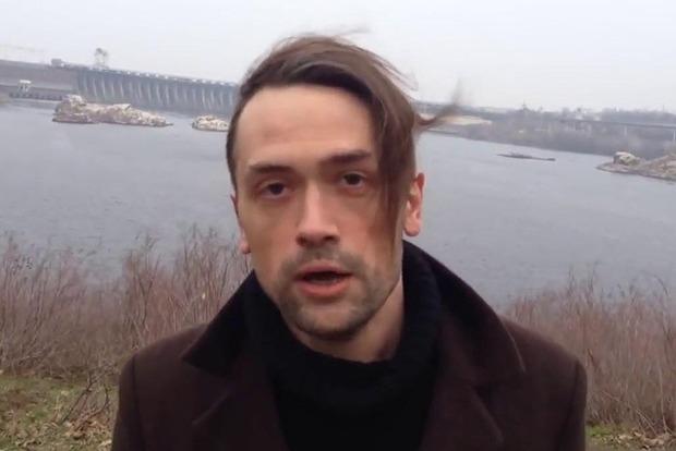 Воюющий за Украину российский актер временно уехал с фронта