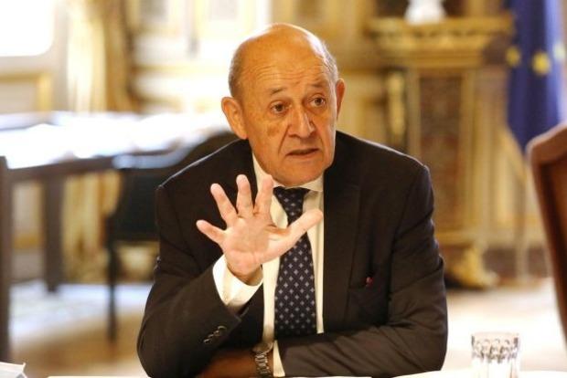 Франция призвала Россию объясниться. Как это мило - очередные озабоченные европейцы