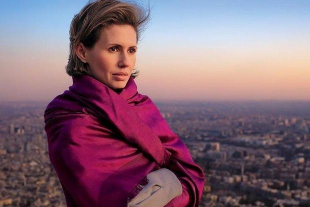 У жены президента Сирии обнаружили рак груди