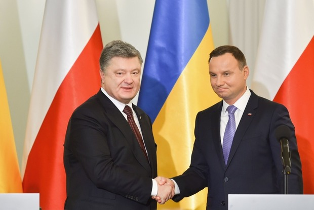 Порошенко и Дуда резко осудили решение ЕС по газопроводу OPAL