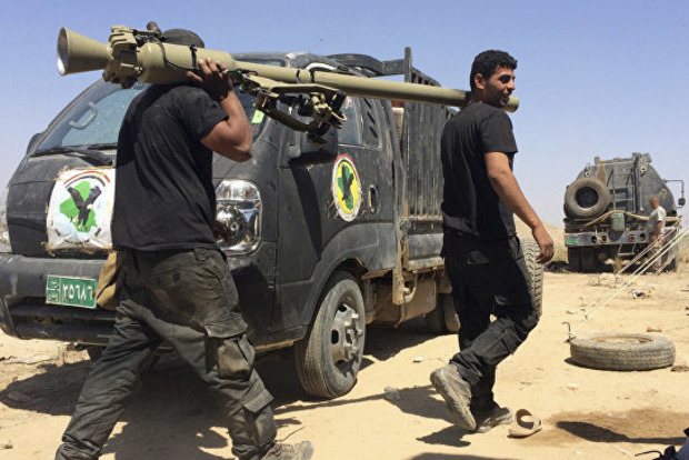 Немецкие войска прекращают миссию в Ираке