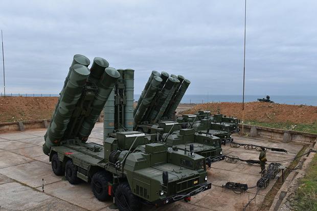 Оккупанты разместили в Крыму еще один дивизион ЗРК С-400