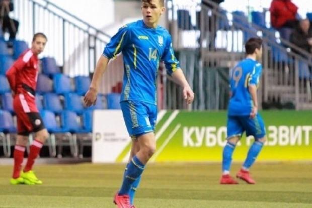 Юнацька збірна України здійснила неймовірний камбек проти Сербії у відборі на Євро