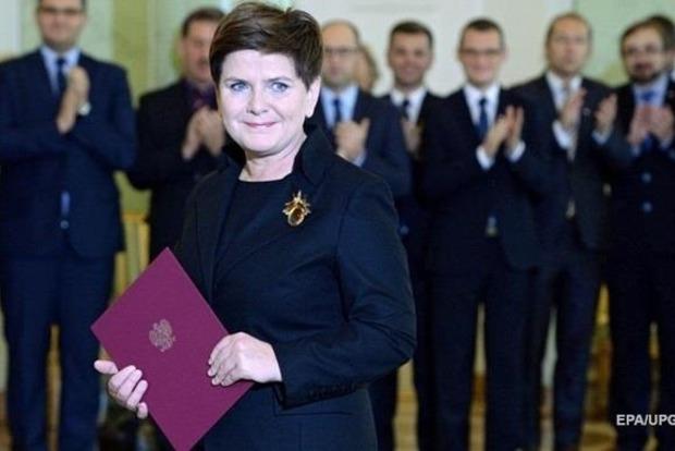 Польский премьер-министр подала в отставку