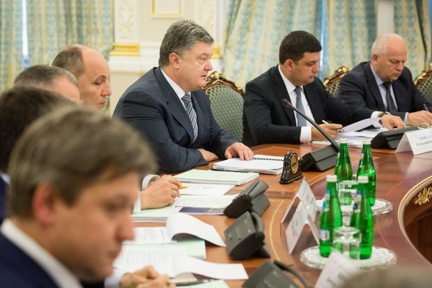 Порошенко рассказал, сколько сэкономит государство при внедрении мероприятий по энергоэффективности