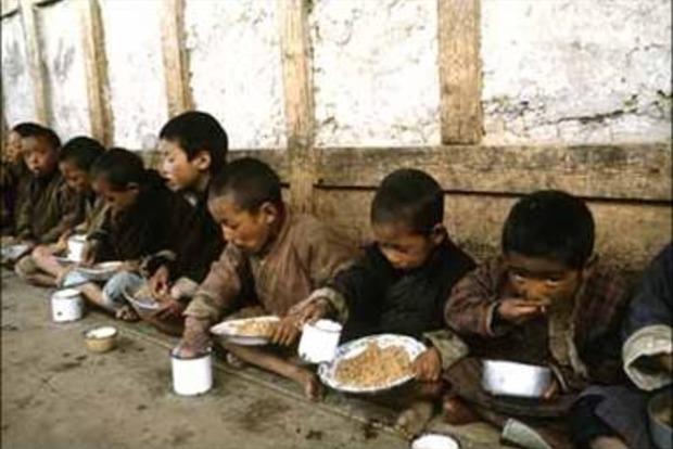 ООН назвала шокирующие цифры голодающих в КНДР