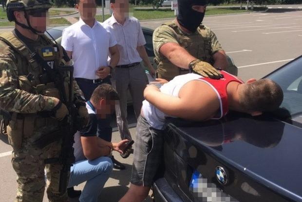 В Одессе задержаны торговцы оружием