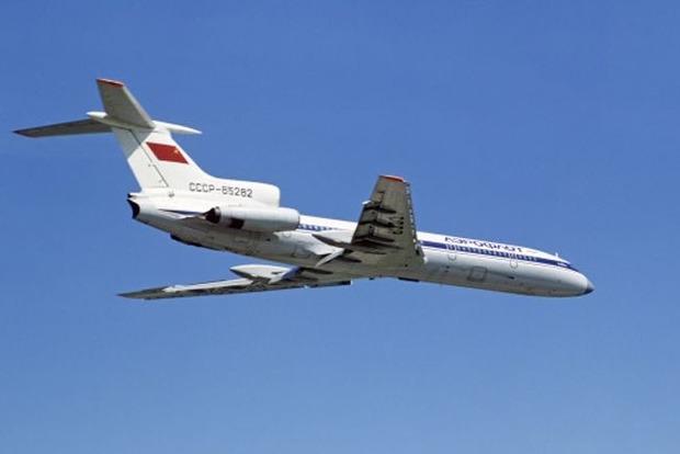 Опубликовали список пассажиров разбившегося самолета Ту-154