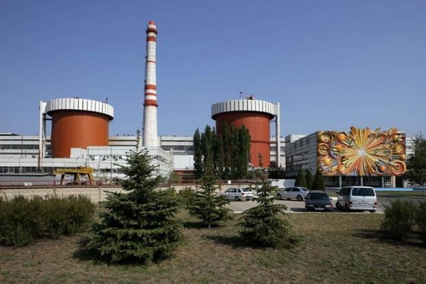 Третий энергоблок Южно-Украинской АЭС обесточен