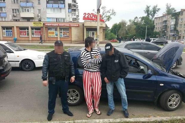 В Украине задержан «полосатый вор в законе» по кличке «Дато Сван»
