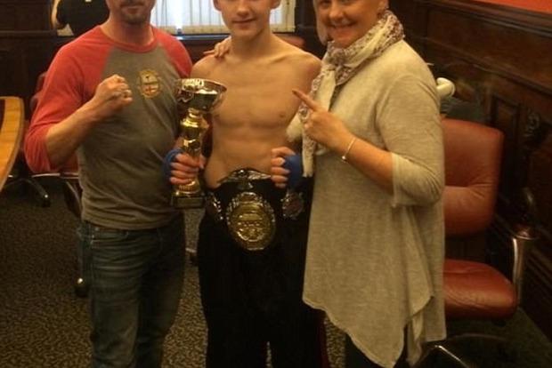 В Британии после боя скончался 14-летний чемпион по кикбоксингу
