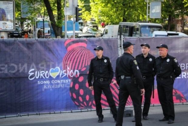 Безопасность возле места проведения «Евровидения» обеспечивают 3,7 тыс. полицейских