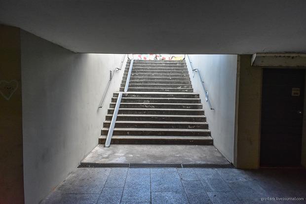 Вы не поверите, что в Швейцарии сделали с подземными переходами
