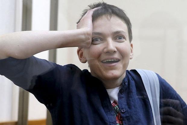 Надежду Савченко могут лишить депутатской неприкосновенности