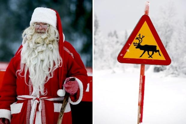 Ученые назвали лучшее место жительства для Санта-Клауса