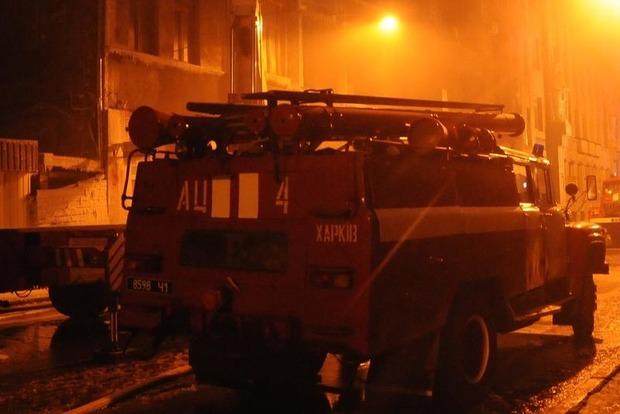 В Одессе при пожаре погибли три человека