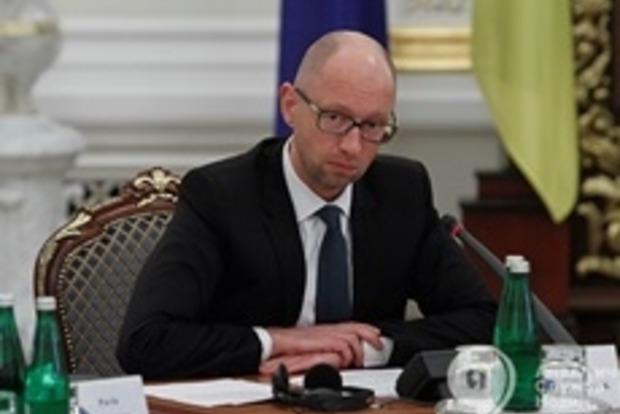 Яценюк: Количество сотрудников МВД сократят до 152 тыс. к концу года