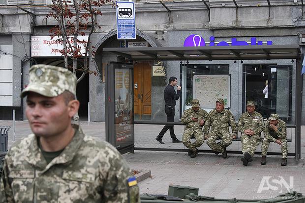 Военные требуют создать Министерство по делам АТО