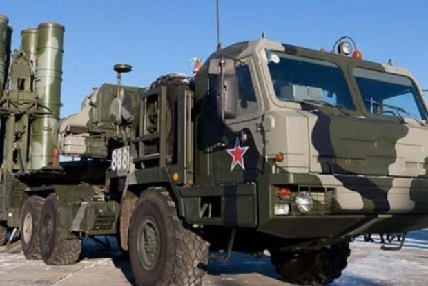 Россия направит в оккупированный Крым дополнительные ЗРК С-400 Триумф
