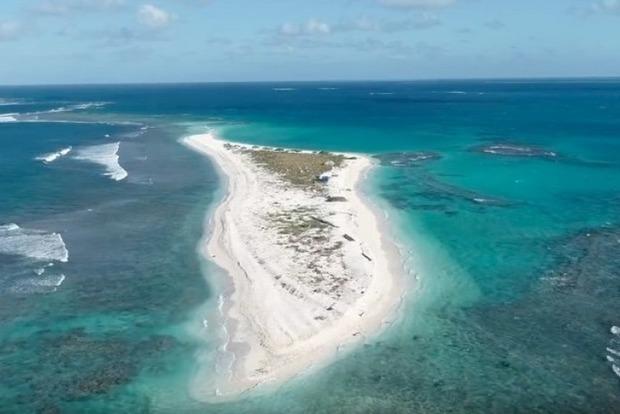 Гавайский остров исчез после мощного урагана