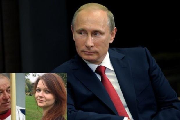Скрипаль просил у Путина разрешения вернуться в Россию