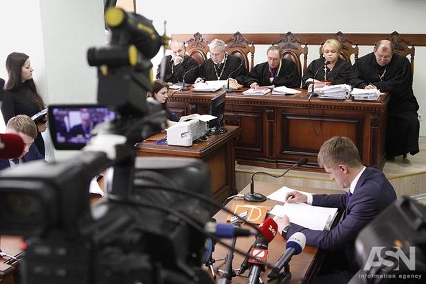 Суд снял арест с паспортов Насирова, но оставил под арестом гербовую печать ГФС и золотые слитки