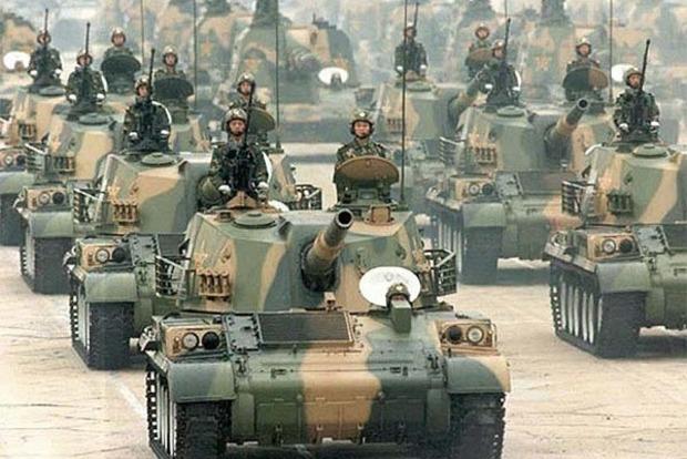 Китай выделил на оборону $150 миллиардов