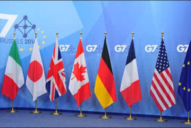 Лідери країн G7 заявили, що готові до нових санкцій проти Росії