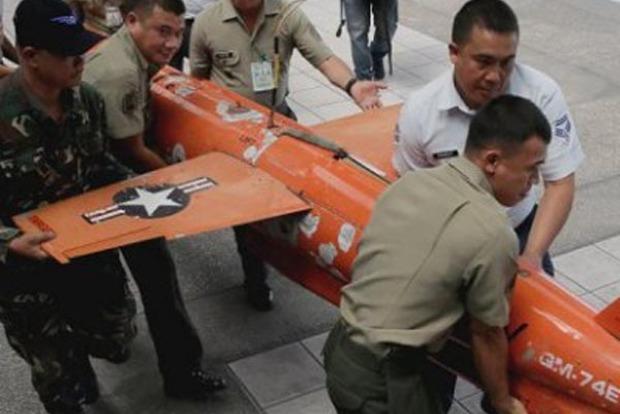 В Китае прокомментировали захват подводного дрона США