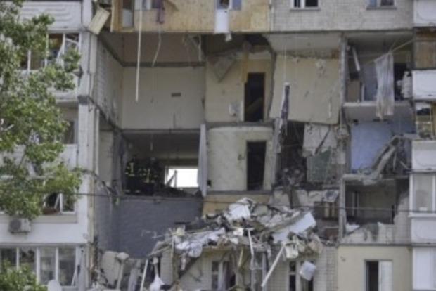 Взрыв дома в Киев. Что известно на текущий момент (обновлено)