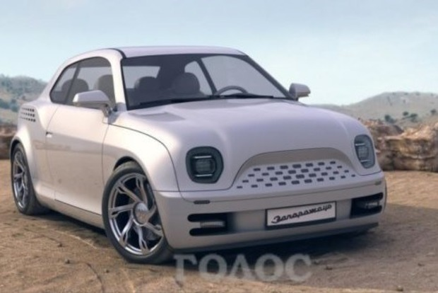 «Горбатый Запорожец» мог стать дизайнерским автомобилем