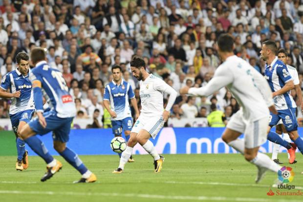Сенсация в футболе Испании: «Эспаньол» выиграл у «Реала»
