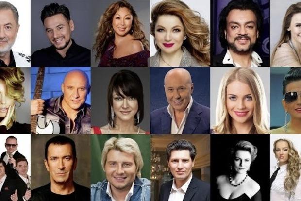 Пропагандисты, нарушители границы, звезды Миротворца спели песню для Лукашенко