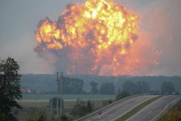 На Текстильщике в Донецке прогремел сильный взрыв