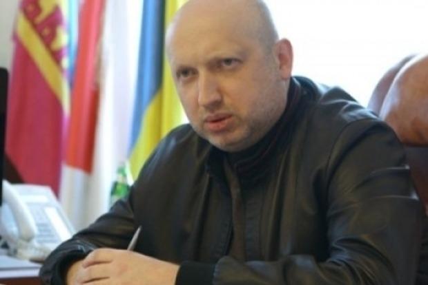 Санкции против РФ только начали давать результат - Турчинов
