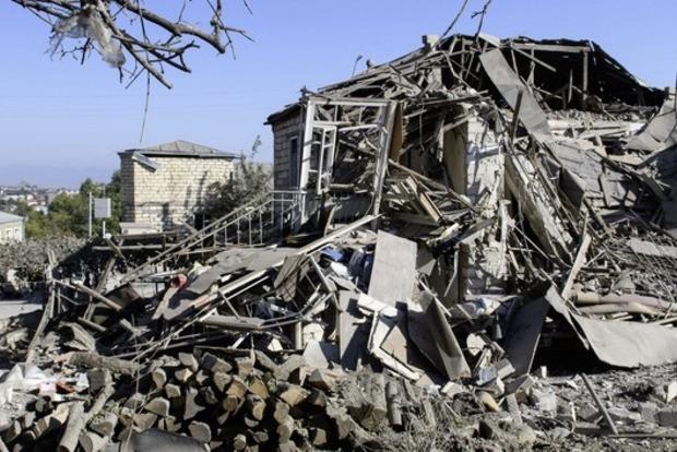 Азербайджан готовий припинити вогонь в Карабасі