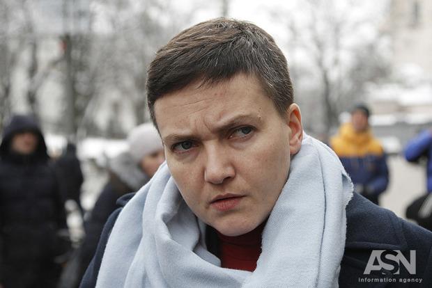 Рада сняла неприкосновенность с Савченко и разрешила ее арест