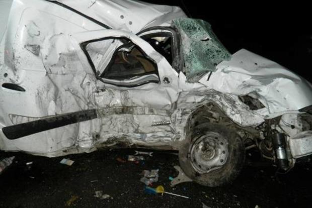 Дикий кабан спровоцировал ДТП в Киевской области, погибли 3 человека