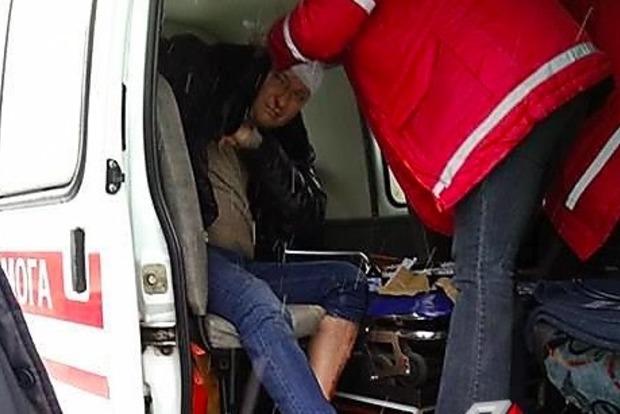 Неизвестные в масках Дедов Морозов  избили депутата Николаевского облсовета