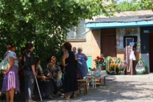 В Мелитополе женщина хоронила чужого человека из-за нерасторопности сотрудников морга
