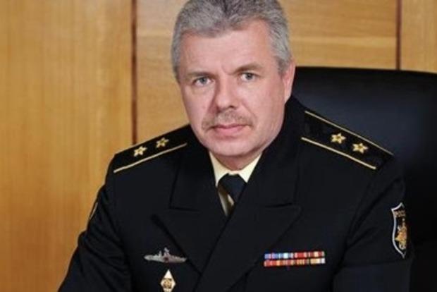 В пресс-службе ЧФ заявили, что Витко не получал никаких подозрений от ГПУ