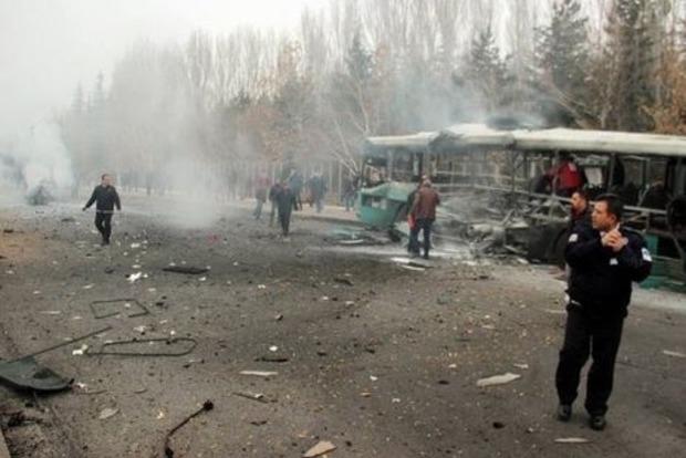 Теракт в турецком городе Кайсери устроил смертник