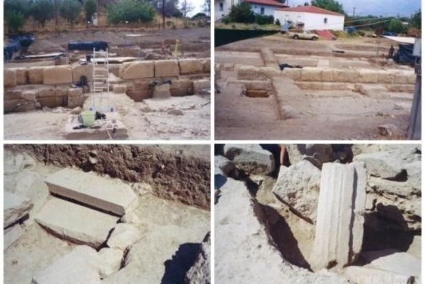 Археологи нашли потерянный храм Артемиды