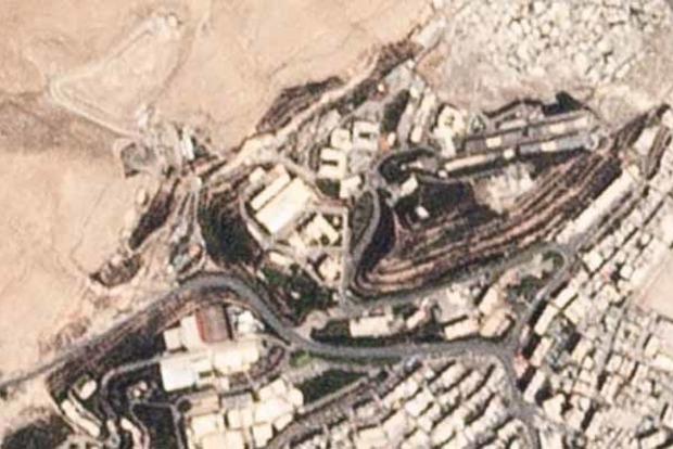 Ракеты поразили цели в Сирии. Появились спутниковые снимки