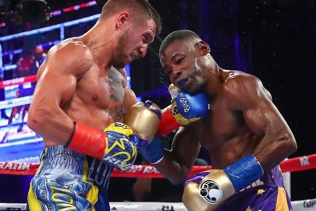 Василий Ломаченко занял 2-ое место всписке наилучших боксеров мира