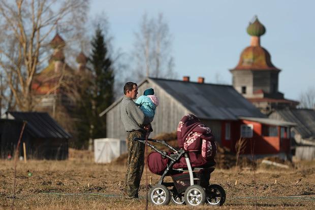 Населення Росії почало скорочуватися, через те, що українці їдуть в ЄС