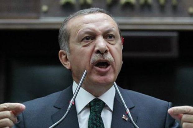 Президент Турции объяснил причину увеличения количества терактов в стране