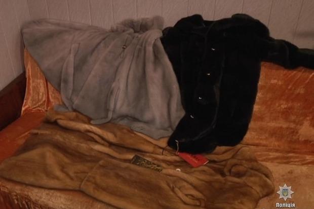 Полиция Запорожья нашла вора, который украл шуб на 3 млн гривен