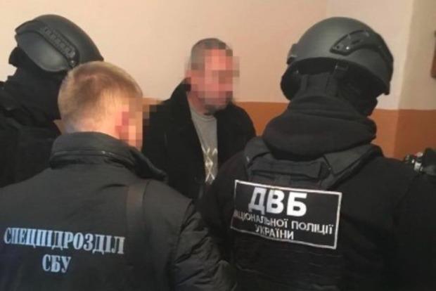 СБУ разоблачила на взятке чиновников райотдела полиции под Одессой