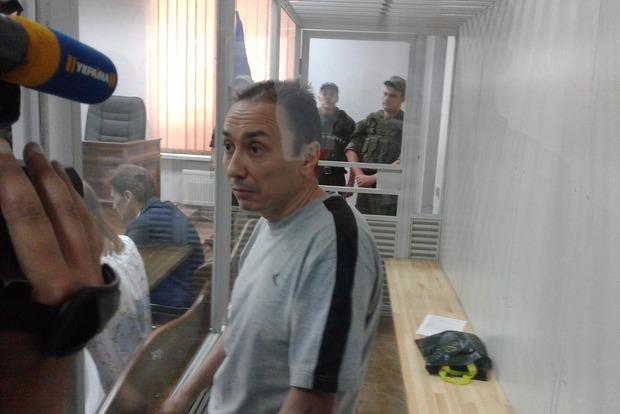 Подозреваемому вгосизмене полковнику Безъязыкову продлили содержание под стражей